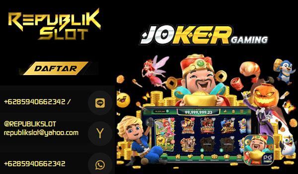Joker123 Deposit Pulsa 10rb