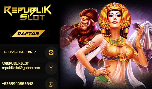 Situs Judi Slot Online Resmi