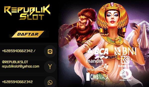 Slot Online Sering Menang